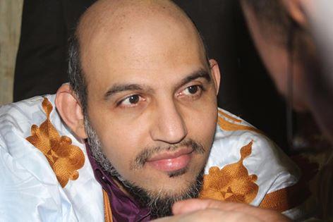 صورة عبد الله ولد المبارك يكتب عن ظاهرة الشيخ علي الرضى