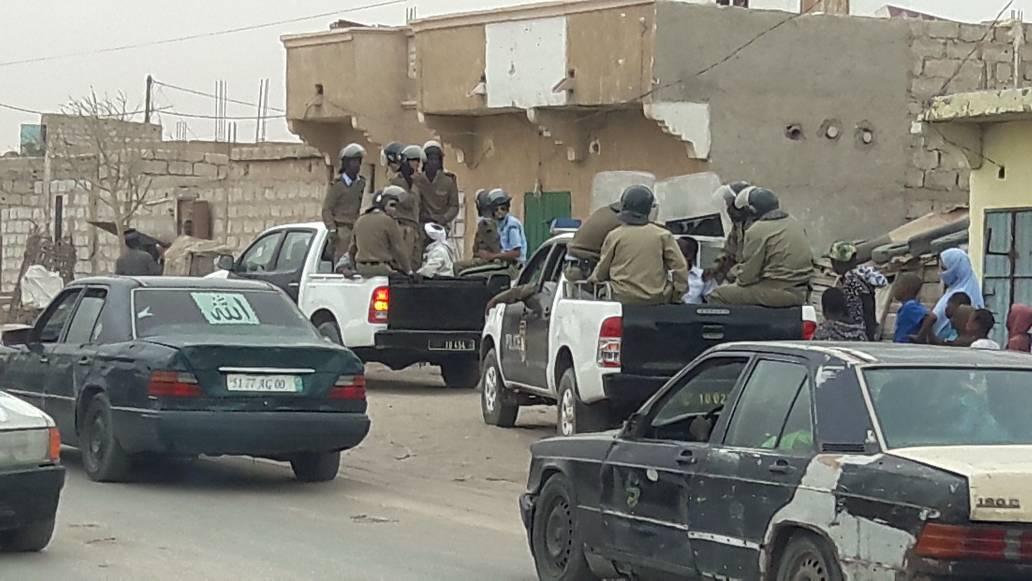 صورة الشرطة الوطنية تلقي القبض على عصابة خطيرة(تفاصيل)