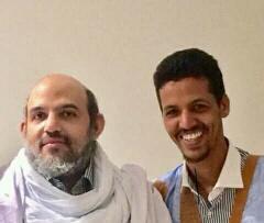 صورة الخليل النحوي يكتب رأيه في الشيخ علي الرضى شعرا(نص)