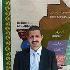 صورة الباحث في الفكر الإسلامي السالك/محمد موسى يرد على المحامي ولد إمين بالأدلة