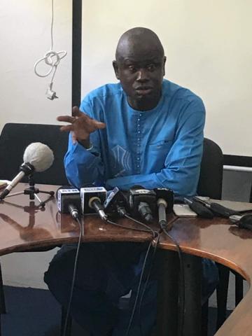 صورة عاجل   جديد مؤتمر السنغال