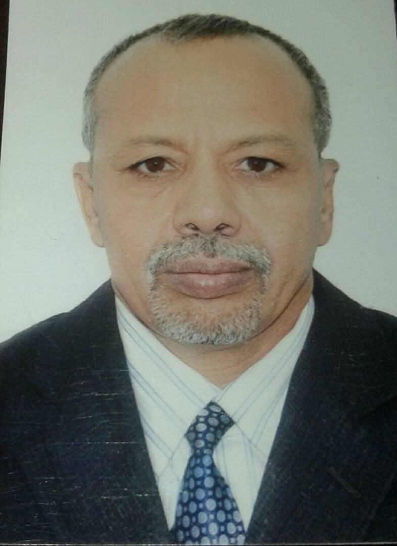 صورة الخبير المالي محمد عبد الرحمن دحمود يهنئ رئيس الجمهورية