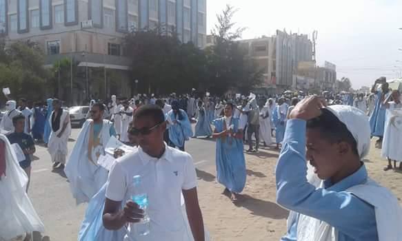 صورة شاهد بالصور القمع الذي تعرض له متظاهرو النصرة