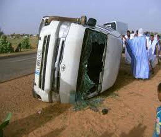 صورة حادث سير مؤلم ووفاة شخص وجرح آخرين(تفاصيل)