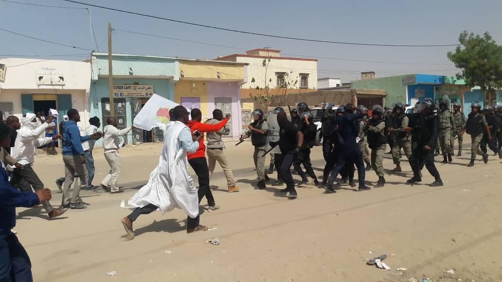صورة العفو الدولية تدق ناقوس الخطر بموريتانيا(تقرير)