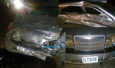 صورة حادث سير مروع يخلف قتيلين(أسماء)