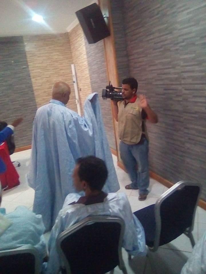 صورة نقابة الصحفيين ورابطة المصورين يلتزمان الصمت في قضية اﻻعتداء على مصور الموريتانية