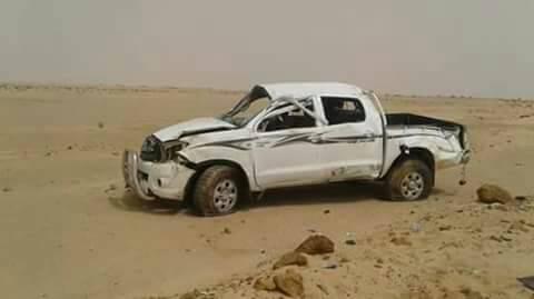 صورة حادث سير مروع اليوم يخلف قتيلا وعدة جرحى(صور)