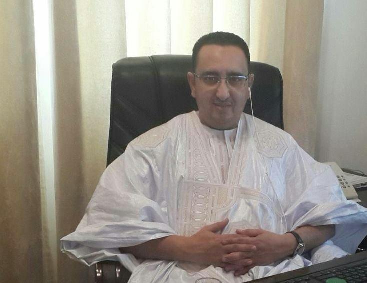 صورة اللدكتورالسعد ولد بيه على رأس الﻻئحه الوطنية لحزب تيار الفكر الجديد(تفاصيل)