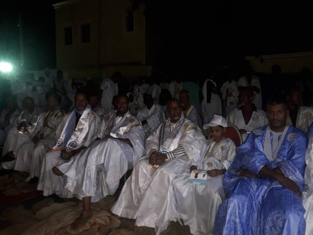 صورة حزب تمام ينظم مهرجانا حاشدا وحضور لافت لمرشحه لبلدية توجنين(صور)
