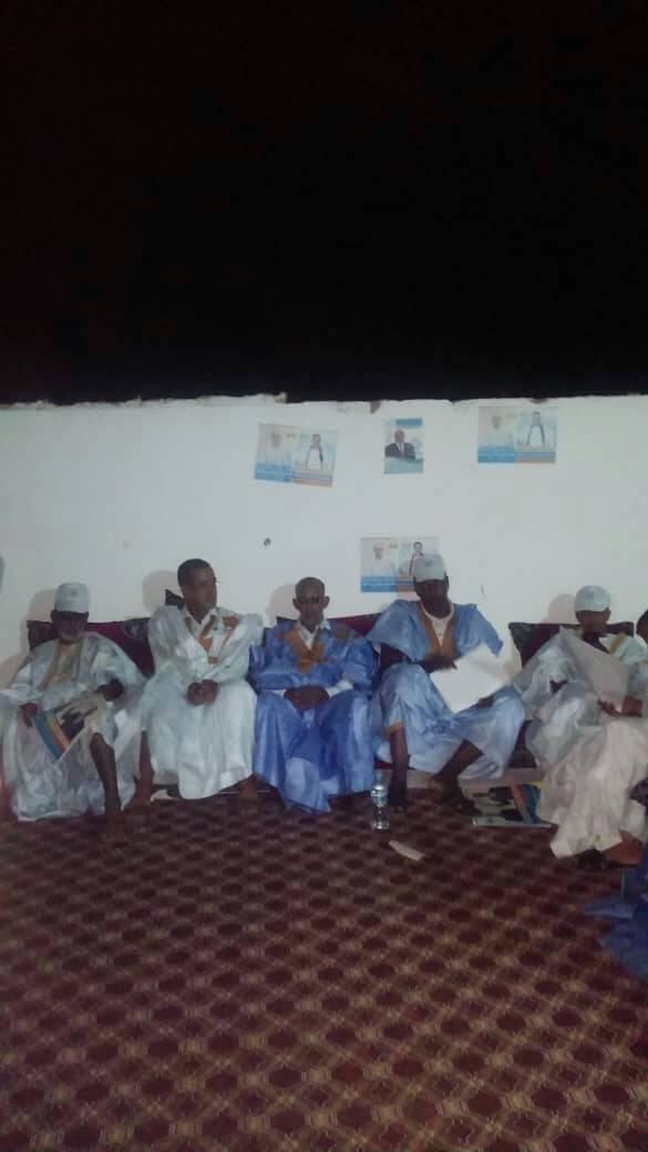 صورة تحالف الوئام والتحالف بواد الناكه يفتتح حملته الانتخابية (صور)