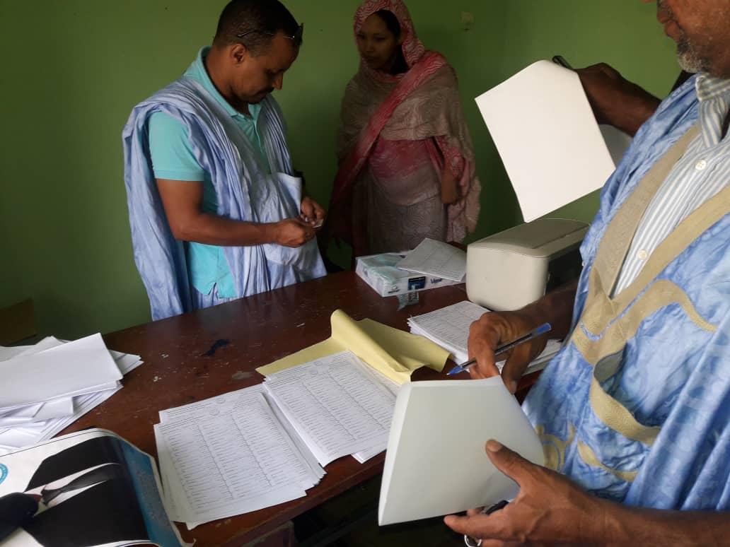 صورة مرشح تمام لبلدية توجنين كشفنا تلاعبا باللائحة الانتخابية بتوجنين