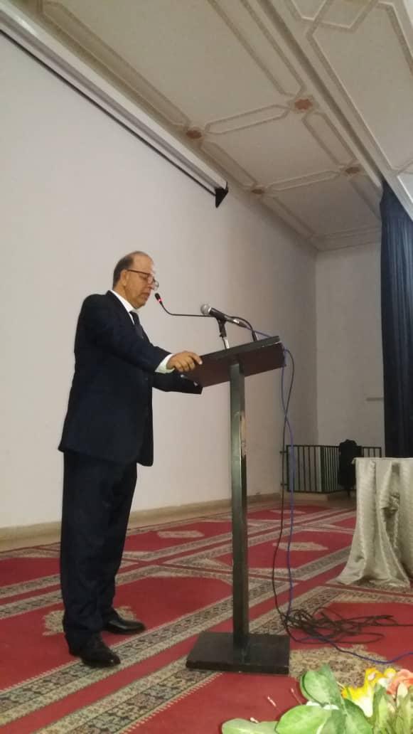 صورة ترسيم مدير جديد للمركز الثقافي المغربي