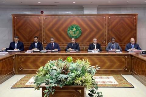صورة تعيينات واسعة بمجلس الوزراء اليوم (أسماء)