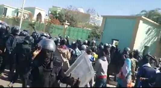 صورة اثنان من اكبر ممتهني التعذيب في موريتانيا على الواجهة مجددا