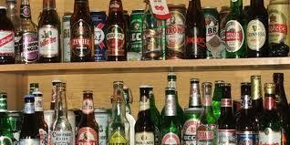 صورة خطير:  أهم أنواع وأسعار الخمور الرائجة غي موريتانيا(تحقيق)