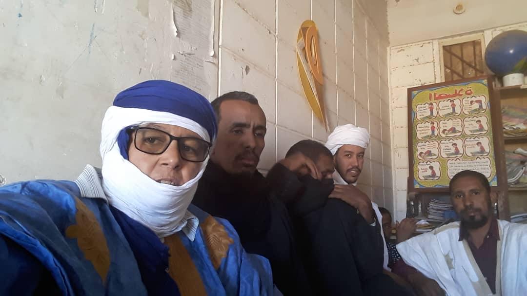 صورة إعتقالات وتضامن إثر ضرب مديرة مدرسة بدار النعيم (تفاصيل)