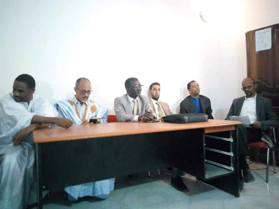 صورة دفاع بيرام : قضية بيرام قضية سياسية والاجراءات المتبعة غير قانوية (بيان)