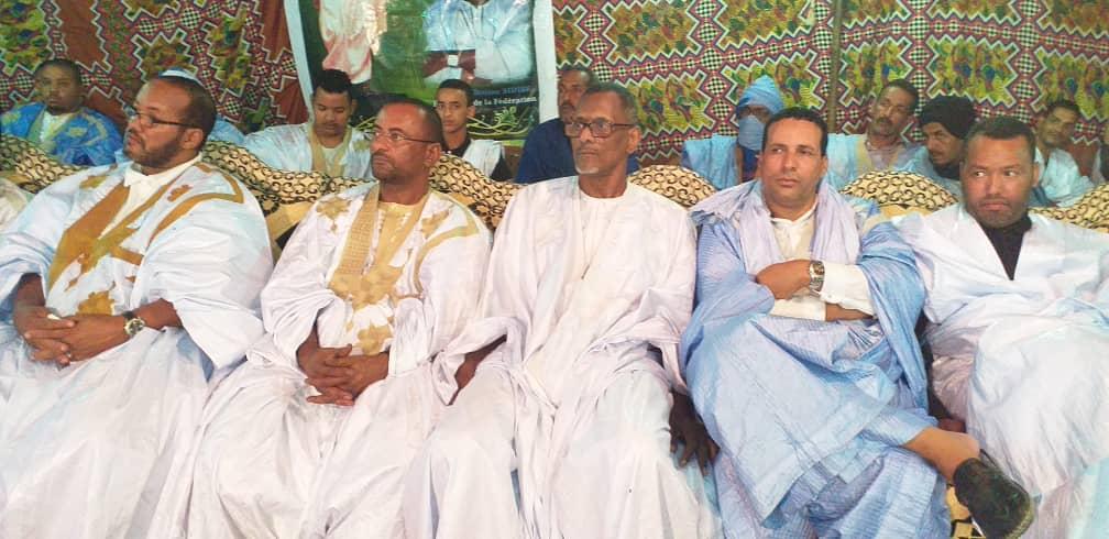 صورة الرابطة الوطنية للقادريين تحيي أولى أماسيهابمناسبة قدوم الخليفة العام للطريقة القادرية