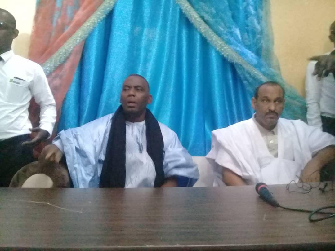 صورة النائب بيرام: ولد الغزواني مرشح لحزب غير مرخص وفرنسا ليست وصية على موريتانيا (تفاصيل)