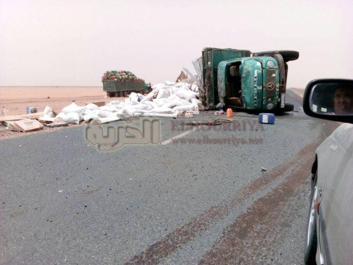 صورة حادث سير مروع وأنباء عن إصابات بالغة (تفاصيل)