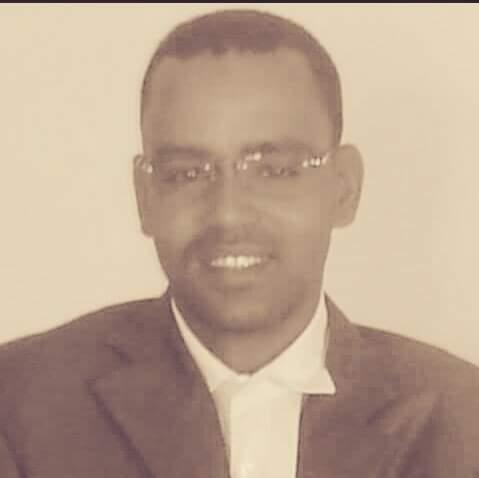 صورة الصحفي ولد إعلانه يطلق المعارضه ويلتحق بركب ولد الغزواني (تدوينة)