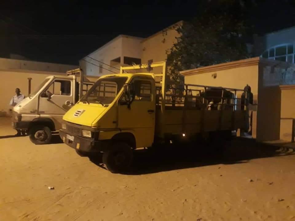 صورة الداخلية: تبدأ مصادرة ممتلكات جمعية الخير (صور )
