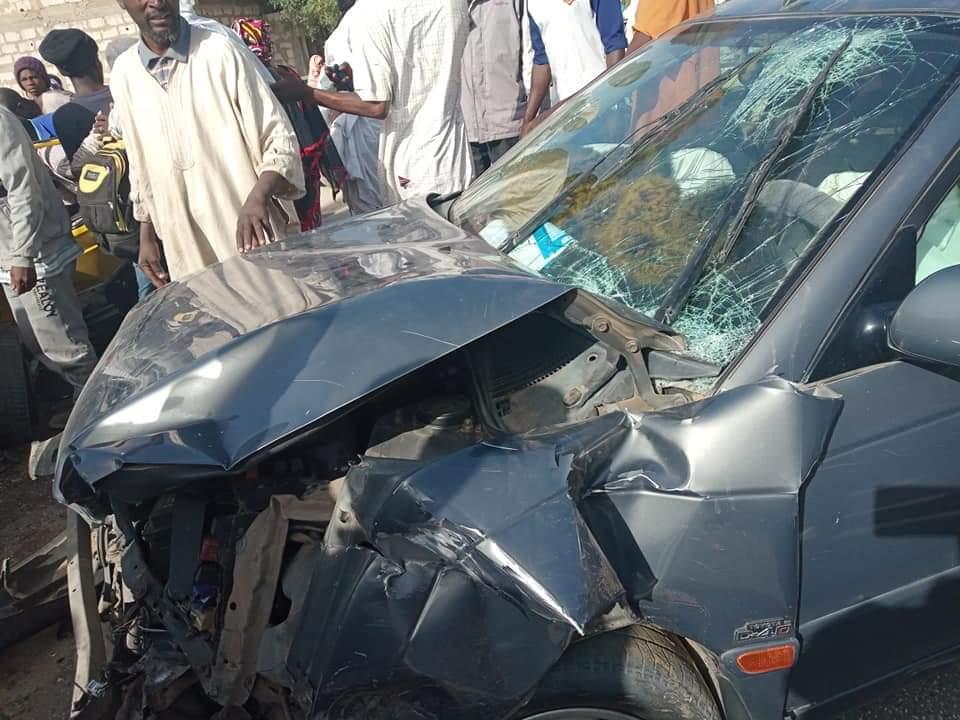 صورة عاجل: حادث سير مروع بالعاصمة وإصابات خطيرة  في الركاب(صور)