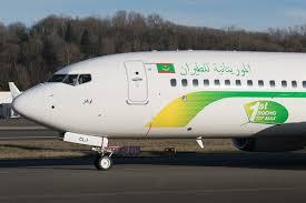 صورة تعرض طائرة موريتانية لخلل فني دقائق بعد إقلاعها (تفاصيل)