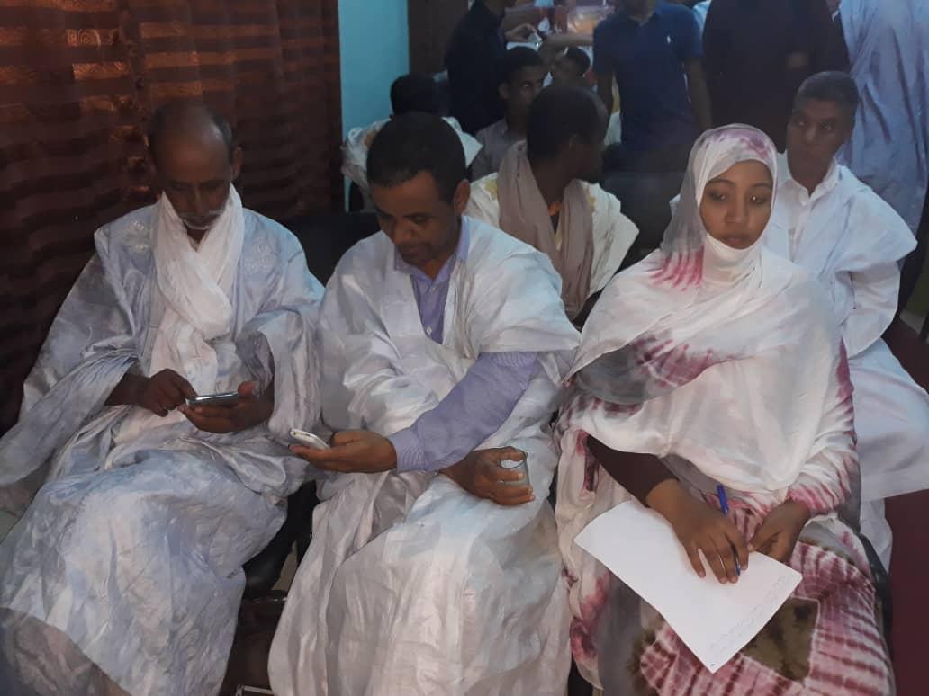 صورة بيت الشعر نواكشوط يخلد اليوم العالمي للشعر
