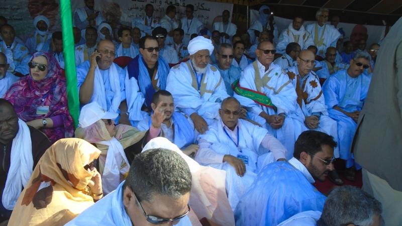 صورة حملة المليون توقيع تحضر بقوة في زيارة واد الناقة وبوتلميت (صور)