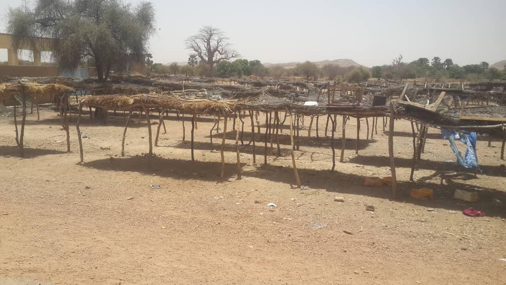 صورة قرية صبه الل : فضائح تلاحق النظام الموريتاني (صور )