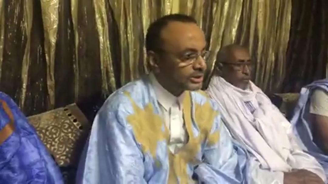 صورة حزب تواصل يعلن طواقمه المشاركة في حملة المرشح ولد بوبكر (أسماء  )