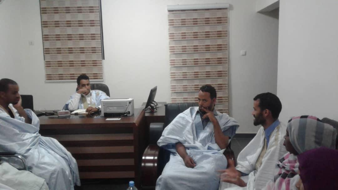 صورة ولد امباب يعلن ضمن مجموعة وازنة تخليه عن دعم ولد بوبكر والتحاقه بحملة ولد الغزواني (صور+تفاصيل  )