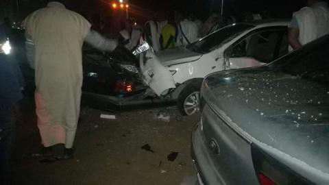 صورة وفاة عدة أشخاص وجرح آخرين في حادث سير مروع اليوم (تفاصيل )