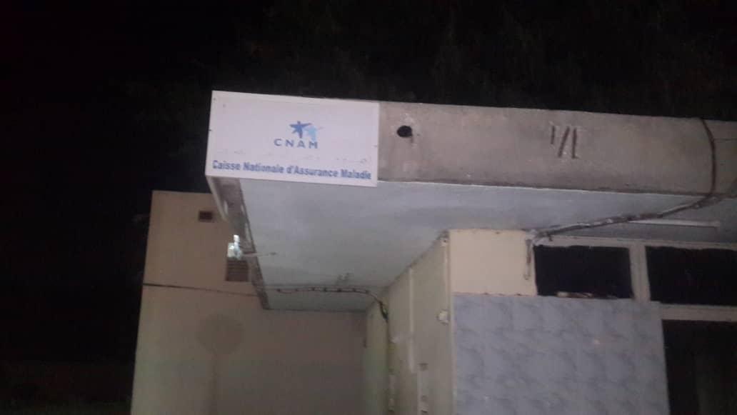 صورة خطير :ممثلية (cnam )بالمستشفى الوطني تتلاعب بالمواطنين (تفاصيل  )