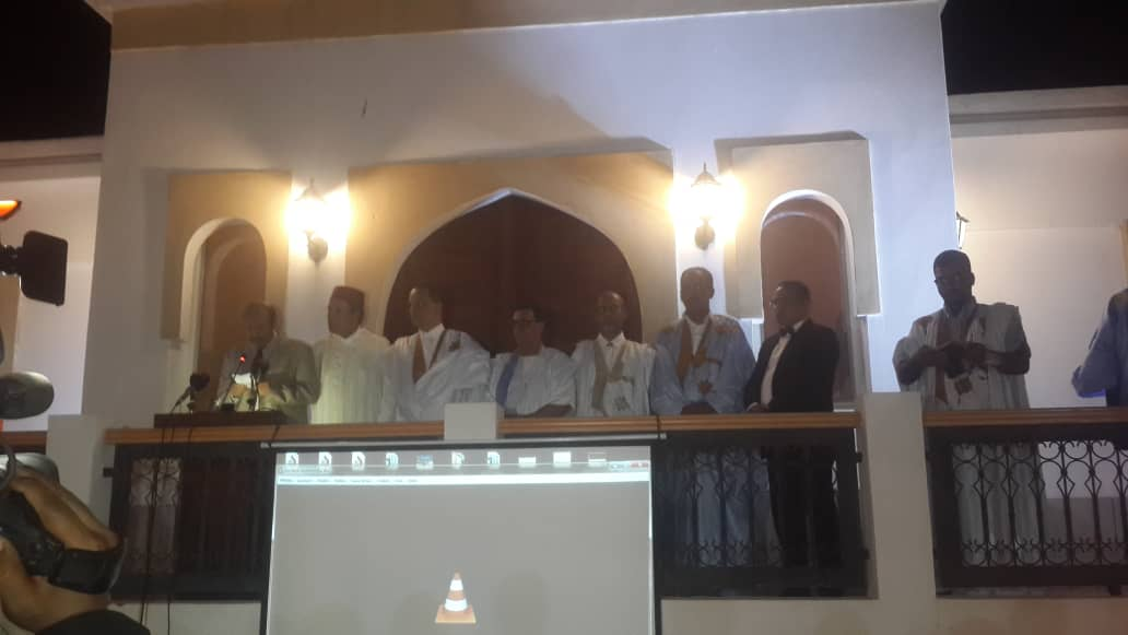 صورة السفارة المغربية بنواكشوط تحتفي بعيد العرش (تفاصيل  )