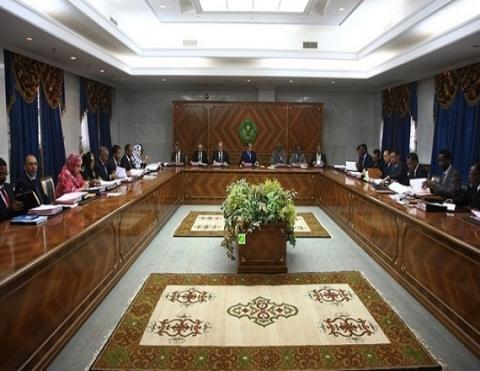 صورة تسريب : تعيين بمجلس الوزراء المنعقد هذا الصباح (أسماء  )