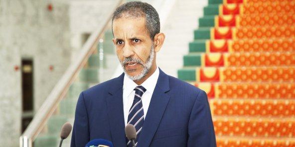 صورة عشر معلومات عن الوزير الأول ولد الشيخ سيديا
