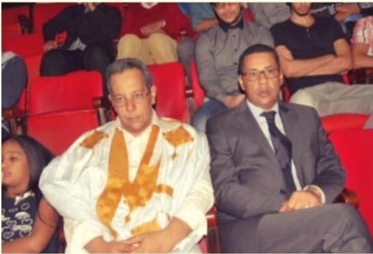 صورة ولد ودادي يتهم مستشار بالرئاسة بالاستيلاء على حاسوبه الشخصي (تفاصيل)