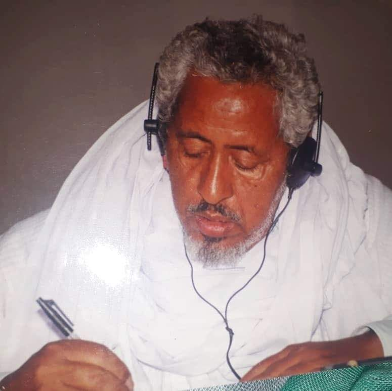 صورة بداية التشكل الفعلي للبعث الموريتاني (معلومات تنشر لأول مرة )