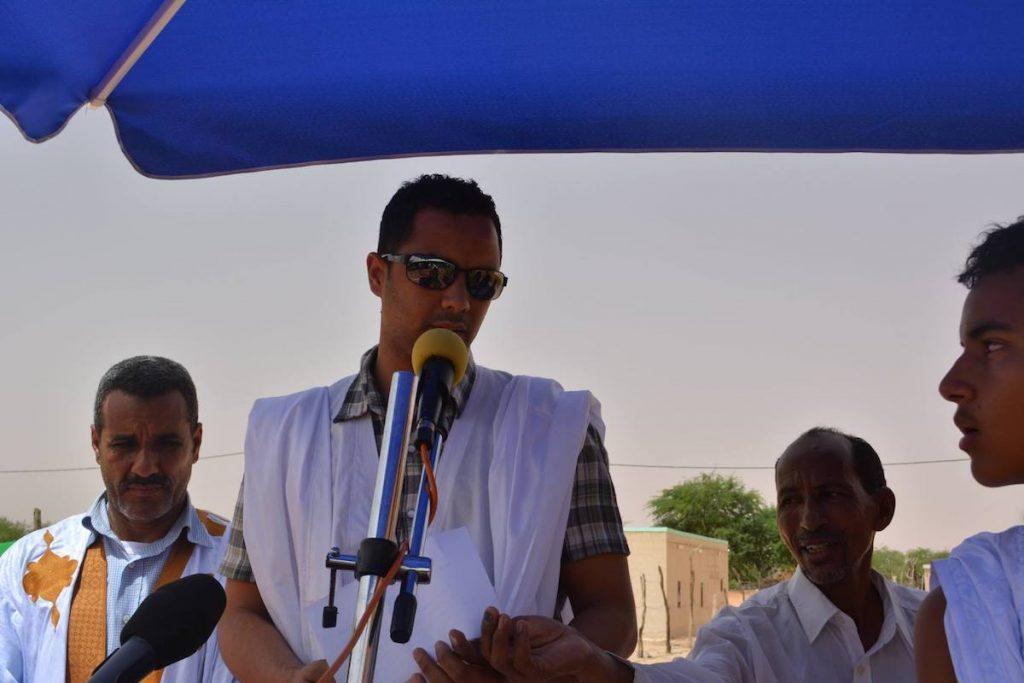 صورة السلطات تقوم بهدم مصنع تعود ملكيته لبدر ولد عبد العزيز (تفاصيل  )