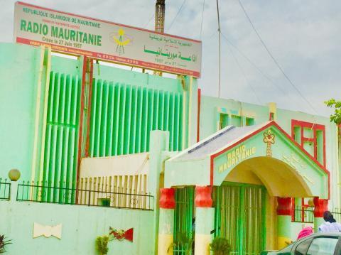 صورة تعيينات واسعة  بإذاعة موريتانيا ……….. (أسماء  )