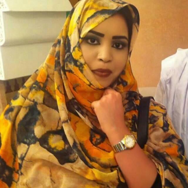 صورة كرمي بنت آب تدخل على خط الأزمة بين عزيز وغزواني (تسجيل  )