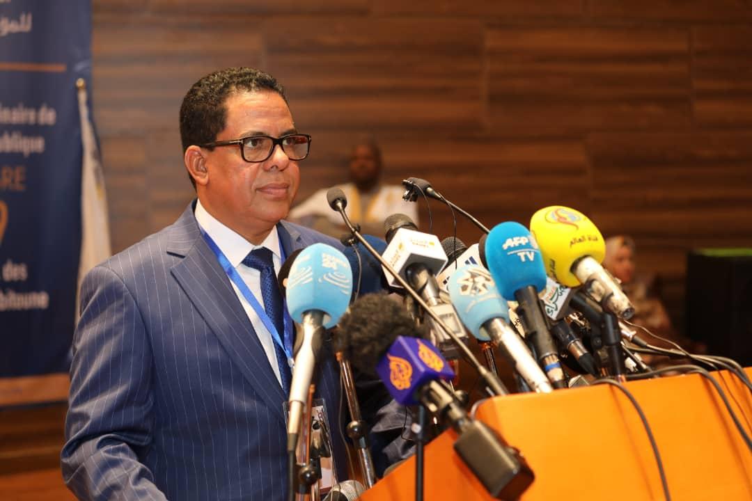 صورة الحاكم الجيد هو الذي يتواضع لرعيته /المصطفى الشيخ محمد فاضل