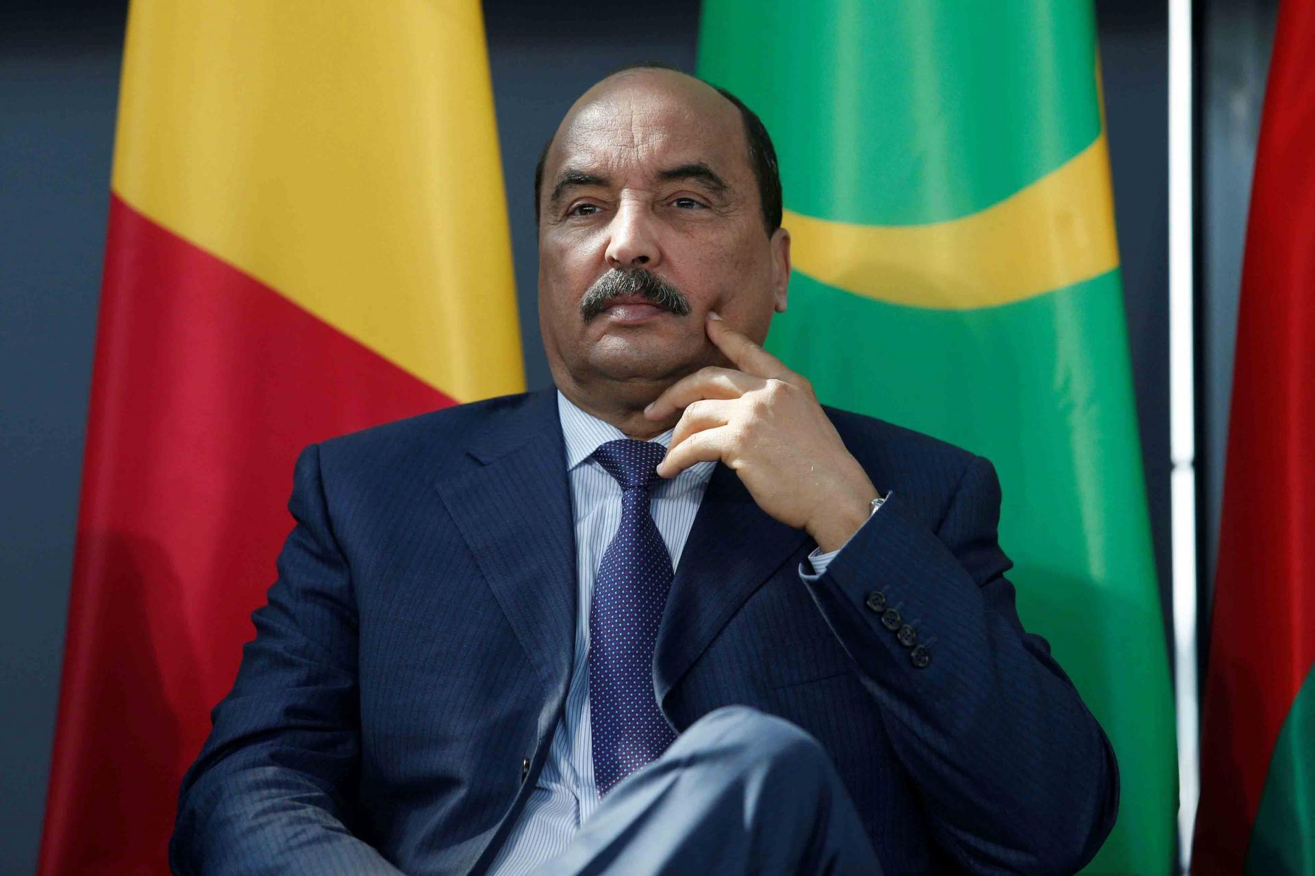 صورة شركة مقربة من الرئيس السابق ولد عبد العزيز تحصل على صفقات بقرابة 50 مليار أوقية (أرقام ومشاريع )