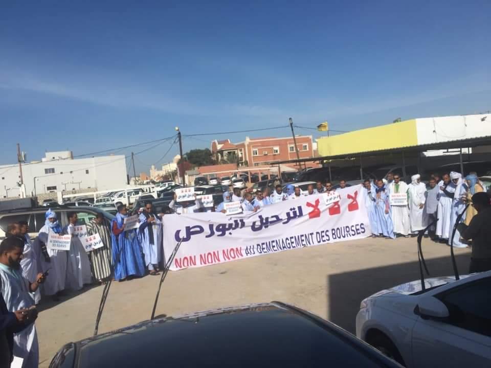 صورة ملاك البرص يعتبرون ترحيلهم ظلم وتضييع لممتلكاتهم (تفاصيل  )