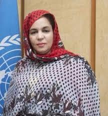 صورة عاجل : استقالة موظفة سامية بوزارة الخارجية الموريتانية (هويتها )