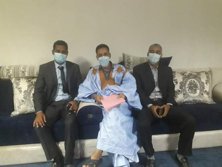 صورة نقابة الصحفيين  : تشيد بترسيم 30 صحفيا بقناة الموريتانية (بيان)
