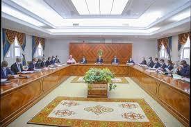 صورة انتهاء اجتماع اللجنة المكلفة بكورنا دون اتخاذ إجراءات
